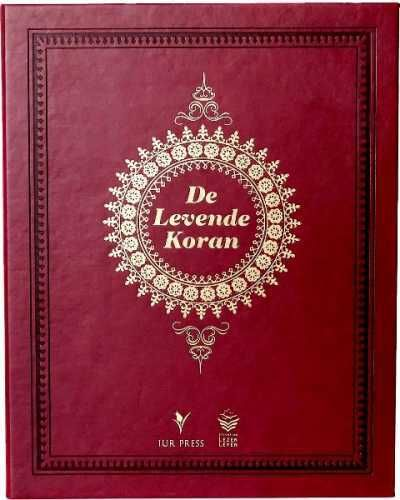 Islamitische Universiteit Rotterdam (İUR) - De Levende Koran (küçük boy)
