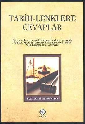 Osmanlı Araştırmaları Vakfı - TARİH-LENKLERE CEVAPLAR