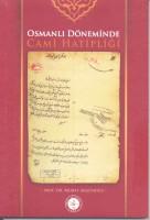 Osmanlı Araştırmaları Vakfı - OSMANLI DÖNEMİNDE CAMİ HATİPLİĞİ
