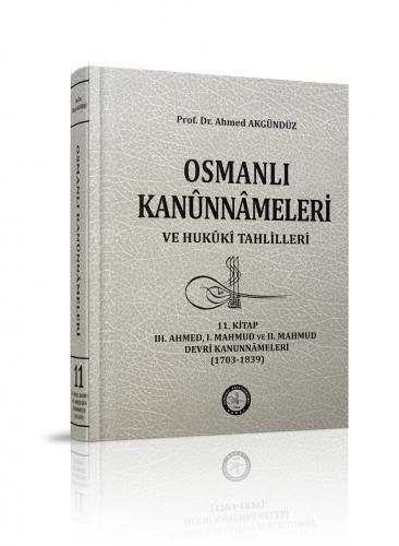 OSMANLI KANUNNAMELERİ - 11